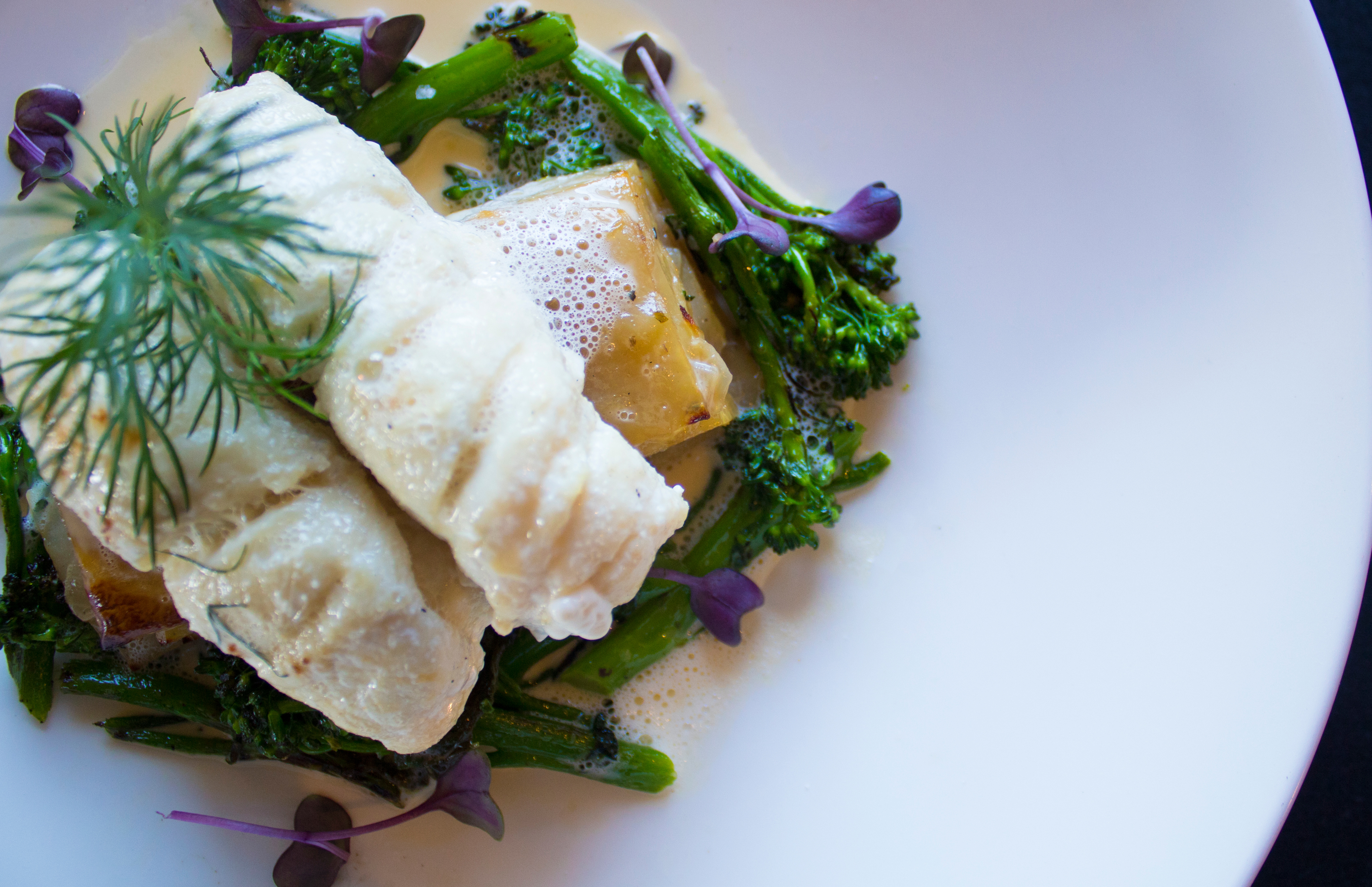 Lemon Sole En Papillote 2
