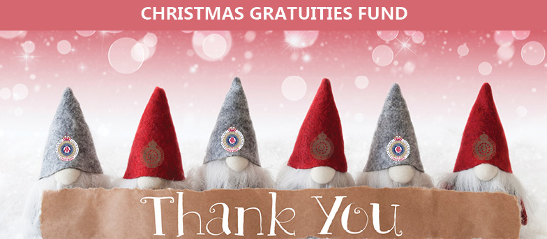 Staff Christmas Gratuities Fund feature