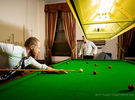 snooker group