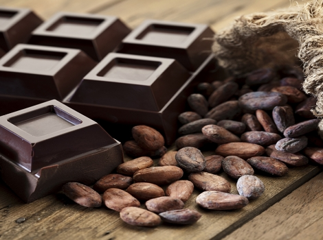 Cocoa Beans Chocolate 1