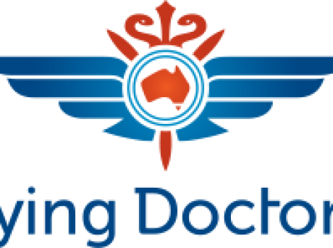 Royal Flying Doctor service logo2