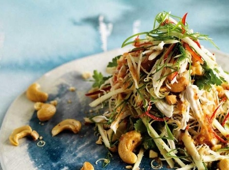 chicken lemongrass salad2