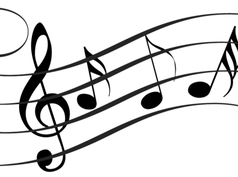 music notes background HD wallpaper4