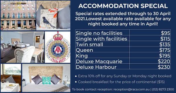 Accommodation special EXTENDED 2